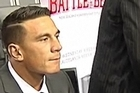 Sonny Bill Williams has announced that he will return to the boxing ring to fight for the New Zealand heavyweight belt next year.