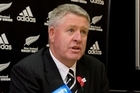 NZRU chief executive Steve Tew. Photo / Mark Mitchell
