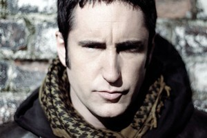 Trent Reznor is giving fans a sneek peek at his Dragon Tattoo soundtrack. Photo / Supplied