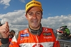 Jamie Whincup driver of the Team Vodafone Holden. Photo / Getty Images