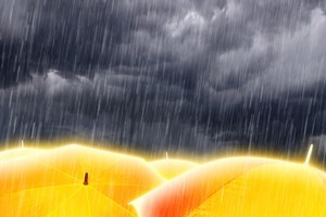 Grey skies and rain can take their toll. Photo / Thinkstock