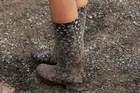Gumboots are perfect for a soggy, outdoor gig. Photo / Thinkstock