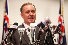 John Key announced his Cabinet lineup this morning. Photo / Mark Mitchell