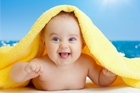 Keep babies under six months out of the sun. Photo / Thinkstock