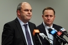 John Key has given Science and Innovation and Economic Development to Steven Joyce. Photo / Getty Images