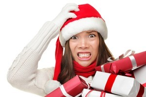 Men say women get too stressed over Christmas. Photo / Thinkstock