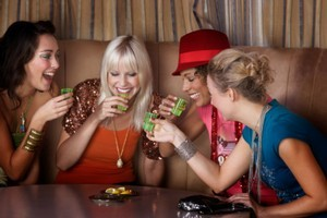 Drinking games are a big part of New Zealand's boozy culture. Photo / Thinkstock