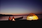The number of men and women camping in DoC grounds has quadrupled in two years. Photo / Thinkstock