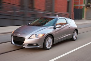 CRZ hybrid powertrain focusses on performance over economy. Photo / Supplied