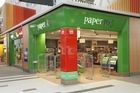 Paper Plus has almost finished upgrades to its network of 160 shops. Photo / Supplied