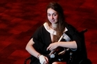 Mikaela Blayney, 20, an acrobatic abseiler who fell from a building in Aotea Square in Auckland. Photo / Steven McNicholl