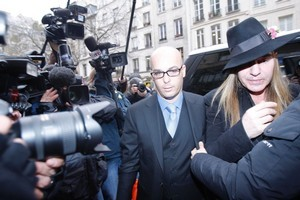 Who will fill John Galliano's flamboyant shoes at Dior? Photo / File