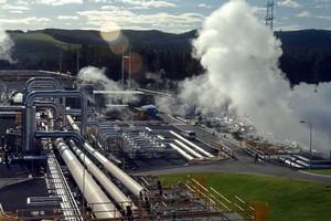 Mighty River Power's Nga Awa Purua Geothermal Power Station. Photo / Andrew Warner.
