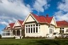 Pen-y-bryn Lodge in Oamaru. Photo / Supplied