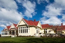 Pen-y-bryn Lodge in Oamaru. Photo / Supplied