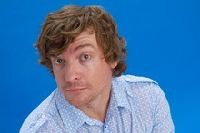 Funnyman Rhys Darby is topping off a big year with a DVD release of his last stand-up tour in New Zealand. Photo / Supplied