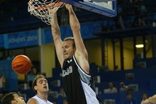 New Zealand's Sean Marks. Photo / Mark Mitchell