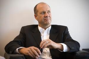 Director of Hanover Finance Mark Hotchin. Photo / Paul Estcourt