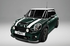 Latvian airline airBaltic says it's offering a first: Mini Coopers for sale inflight. Photo / Supplied