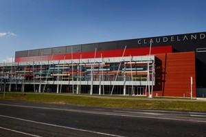 Claudelands Event Centre, Hamilton. Photo / Christine Cornege
