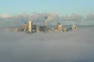 New Zealand housing prices are slowly coming out of the fog, say some experts. Photo / Brett Phibbs