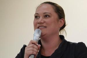 Labour Party MP Carmel Sepuloni. Photo / Sarah Ivey