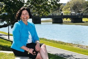Hekia Parata replaces Anne Tolley as Minister of Education. Photo / Rebecca Grunwell