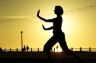 Tai chi is the perfect exercise for the elderly, according to a new study.