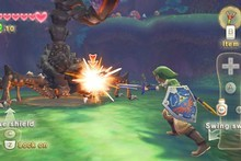 The Legend of Zelda: Skyward Sword. Photo / Supplied