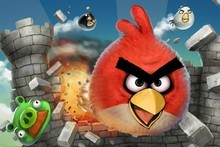 There are plans to create theme parks around the ultra-popular Angry Birds mobile game. Photo / Supplied