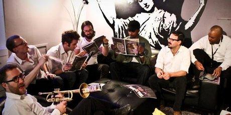 Black Joe Lewis and The Honeybears. Photo / Milana Radojcic