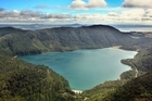 Rotorua's Lake Tikitapu (the Blue Lake). Photo / Rotorua Daily Post