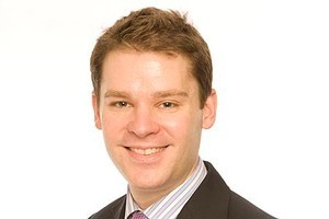 Kiwi-born UK Conservative MP Aidan Burley. Photo / supplied