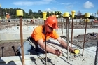 A slower rebuild in Christchurch means the predicted construction industry boost may also be delayed. File photo / Northern Advocate