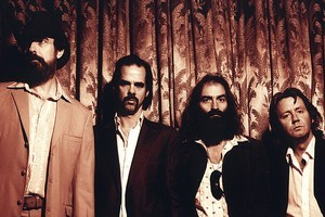 Nick Cave's Grinderman are reportedly calling it quits. Photo / Supplied