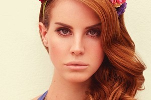 Lana Del Rey has released her second single, Born to Die. Photo / Supplied