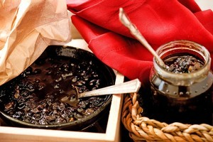 Christmas mince with blueberries. Photo / Babiche Martens