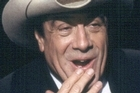 Molly Meldrum is in a critical condition after falling from a ladder while hanging Christmas decorations. Photo / Supplied