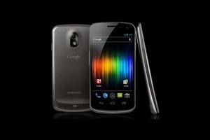 Google's Nexus S NFC-capable smartphone. Photo / Supplied
