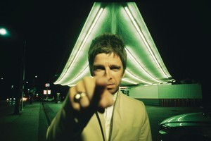 Noel Gallagher's High Flying Birds. (Green Stage: 10:30 to 11:30pm)