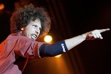 Rage Against the Machine wouldn't get signed by today's music industry, claims guitarist Tom Morello. Photo / Kelvin Teixeira 