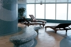 The Celebrity Century's Persian Garden relaxation room. Photo / Supplied
