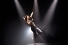 Tom Cruise as rock idol Stacee Jaxx. Photo / Warner Bros.
