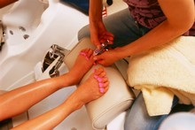 Shelley Bridgeman doesn't like the admin of getting pampered. Photo / Thinkstock