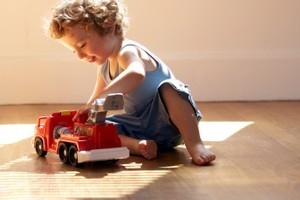 The study proved that children as young as two can encode and retain memories. Photo / Thinkstock