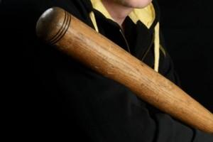 Three men with baseball bats burst into the man's home. Photo / Thinkstock