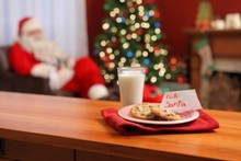 What do you tell kids about Santa Claus? Photo / Thinkstock