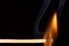 The woman was doused in flammable liquid before being set alight. Photo / Thinkstock