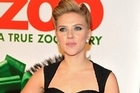 Scarlett Johannson is reportedly in a long distance relationship with British rocker Dan White. Photo / AFP