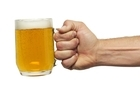 A study shows British men are giving up their pints of beer from the pub, preferring to share a drink with their companion at home. Photo / Thinkstock